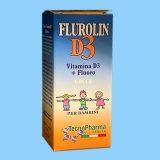 FLUROLIN D3 Gocce